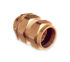 Industrial Brass Cable Glands & Accessories