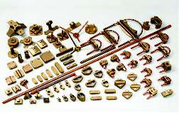 Earth Rod & Earthing Accessories
